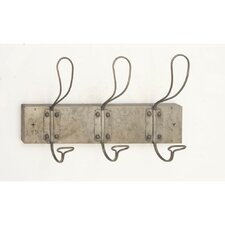 Rustic Metal Wall Hook by Williston Forge