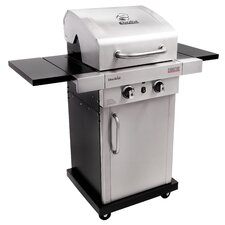 Signature InfraRed 2-Burner Propane Gas Grill with Cabinet