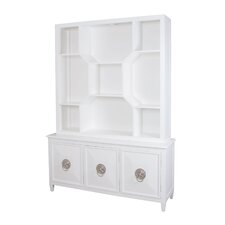 Harlan 84 Standard Bookcase by Bungalow Rose