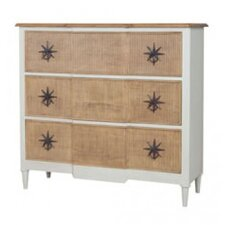 Astrid 3 Drawer Accent Chest by Breakwater Bay