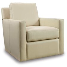 Jada Swivel Club Chair by Hooker Furniture