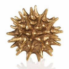Vanna Star Urchin Decorative Ball Sculpture (Set of 2)