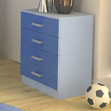 Miley 4 Drawer Chest of Drawers