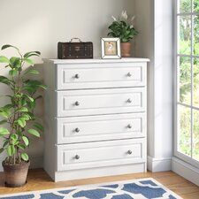 Raddison 4 Drawer Chest of Drawers
