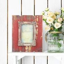 Heartland Weathered Wood Picture Frame