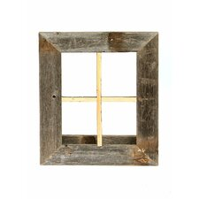 quick view rustic window planter frame