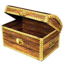 Treasure Chest Decorative Box