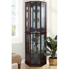 Biali Corner Curio Cabinet