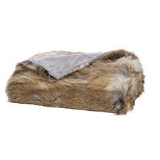 Lochian Faux Fur Lounge Throw