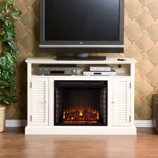 "Osmond 48"" TV Stand with Electric Fireplace"
