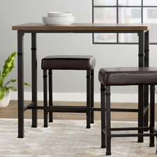 Sevigny 3 Piece Pub Table Set