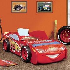 Lightning McQueen Twin Bed
