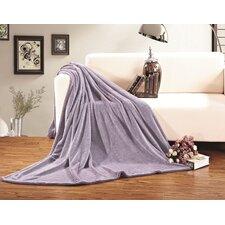 Corbett All Season Super Plush Luxury Fleece Throw Blanket