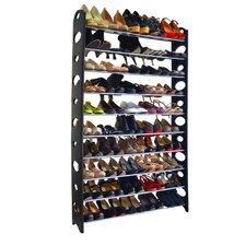 10-Tier Shoe Rack