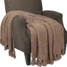 Alyn Fluffy Throw Blanket