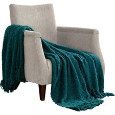 Alyn Fluffy Throw Blanket