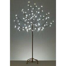 LED Lighted Cherry Blossom Flower Tree