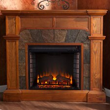 Gaskins Market Electric Fireplace