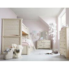 Otto Twin Over Full Trundle Bunk Bed Customizable Bedroom Set by Viv + Rae