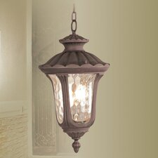 Gurnee 3-Light Outdoor Hanging Lantern