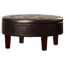Carmen Storage Ottoman by Darby Home Co®