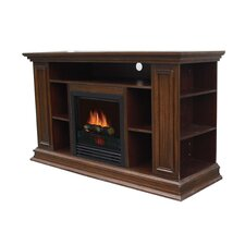 "Maidstone 50"" TV Stand with Electric Fireplace"