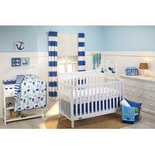 Korey Splish Splash 3 Piece Crib Bedding Set