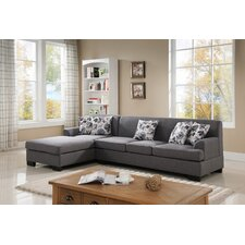 Geissler Reversible Chaise Sectional