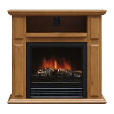 "Wellesley 26"" TV Stand with Electric Fireplace"