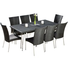 Calder 9 Piece Dining Set