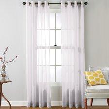 Caldera Sheer Grommet Curtain Panels Set Of 2