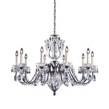 Bagatelle 13-Light Candle-Style Chandelier