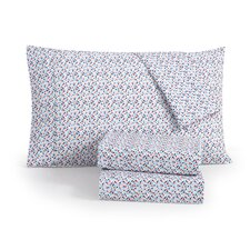 Asteria 3 Piece 200 Thread Count 100% Cotton Sheet Set