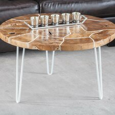 Teak Coffee Table by Cole & Grey