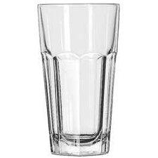 Gibraltar 4 Piece Cooler Glass Set