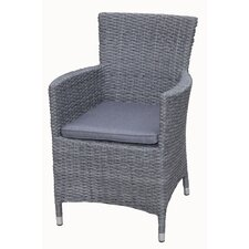 Paris Carver Chair with Cushions