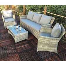 Windsor 5 Seater Sofa Set