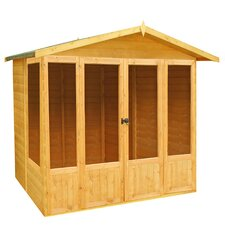 Pertosa 7 x 7 Wooden Summerhouse