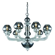 Prescott 9-Light Candle-Style Chandelier