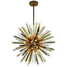 Maxwell 21-Light LED Sputnik Chandelier