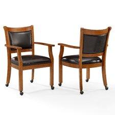 Genoa Arm Chair (Set of 4) by Loon Peak
