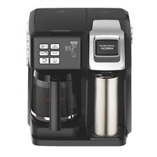 12-Cup FlexBrew® 2-Way Coffee Maker