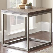 Livonia End Table by Gracie Oaks