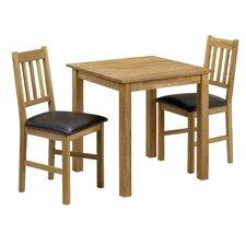 Essgruppe Boynton mit 2 Stühlen