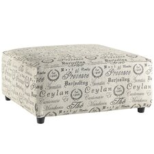 Alenya Oversized Accent Ottoman by Flash Furniture