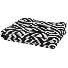 Arrowwood Mod Squares Throw Blanket