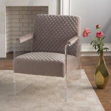 Brisbane Acrylic Armchair by Brayden Studio