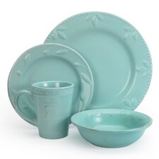 Genesee 4 Piece Place Setting