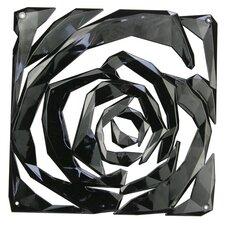"Giavanna 10.6"" x 10.6"" Floral Room Divider"