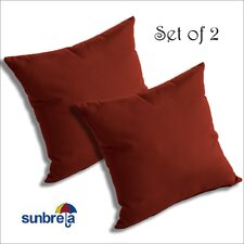 Mayson Outdoor Throw Pillow (Set of 2)